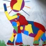 Imnul elefantilor colorati