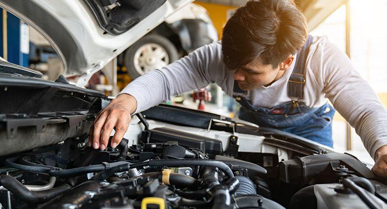 home mechanic london