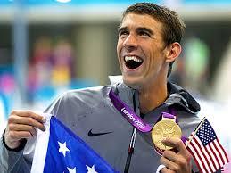Michael Phelps Swimmin