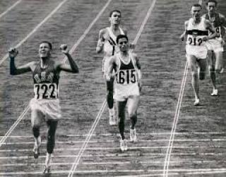 Billy Mills Track and Field