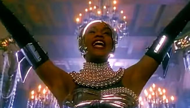 Whitney Houston's 'Bodyguard' costume nabs five figures in ...