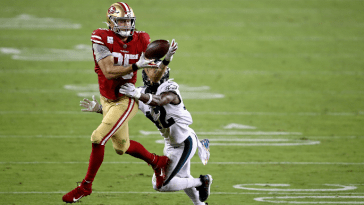 George Kittle: 'Not really any chance' to make Super Bowl playing like that | KNBR-AF