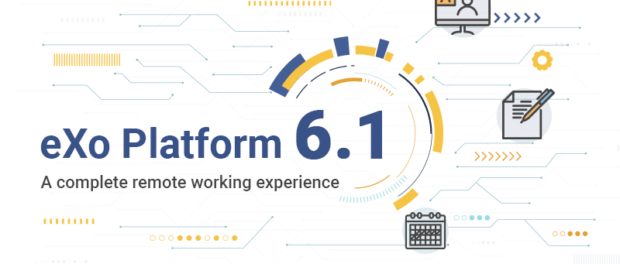 Exo Platform Announces The Release Of Its Latest Version Exo Platform 6 1 Express Press Release Distribution