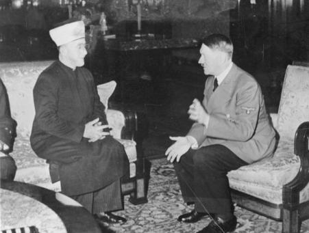Galerija: Kontroverzni povijesni događaj: Zašto su se sastali Hitler i  palestinski muftija?