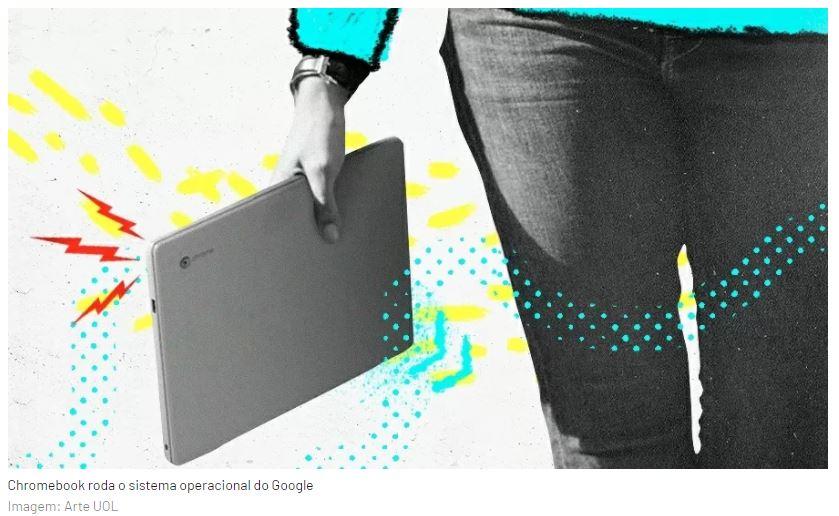 Me ajuda, o que é um Chromebook e como escolho um?