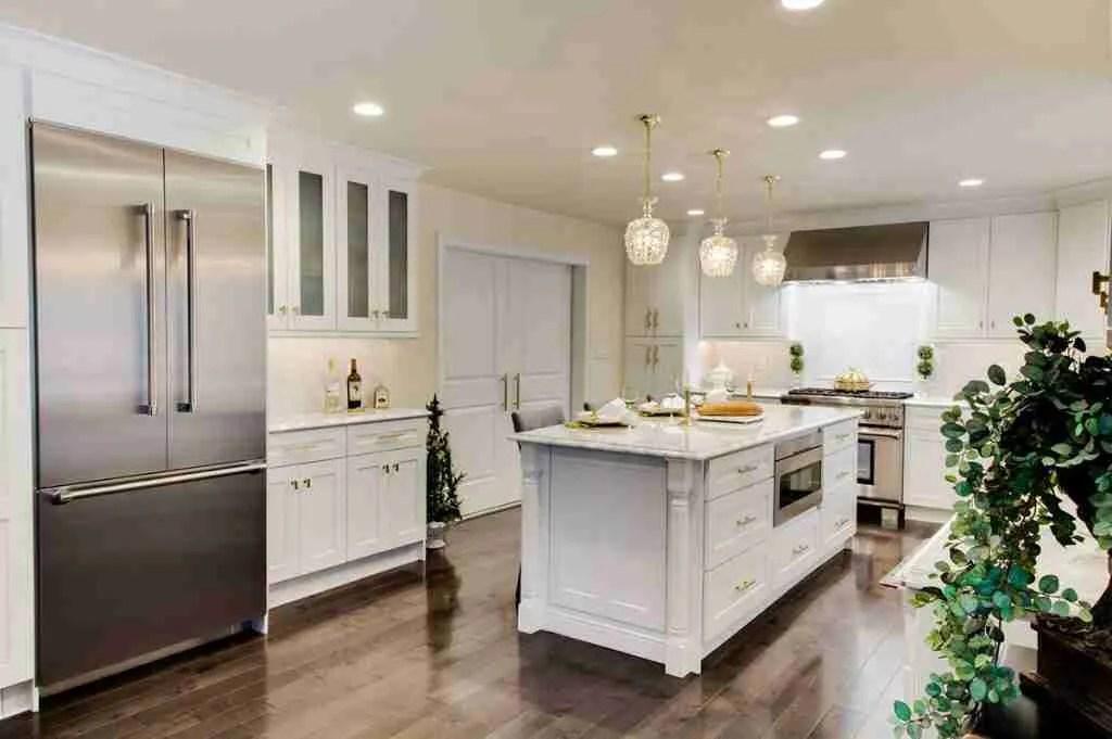 21st Century Cabinetry Dove White Shaker