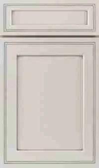 J&K Cabinetry Pearl Glazed