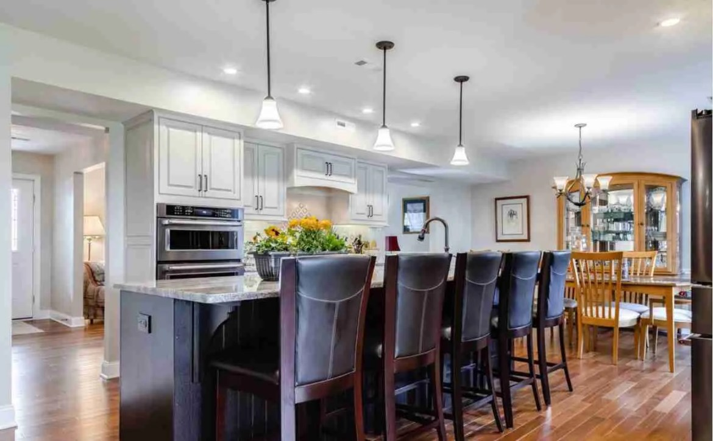 Starmark Cabinetry Mix Design Kitchen Cabinets