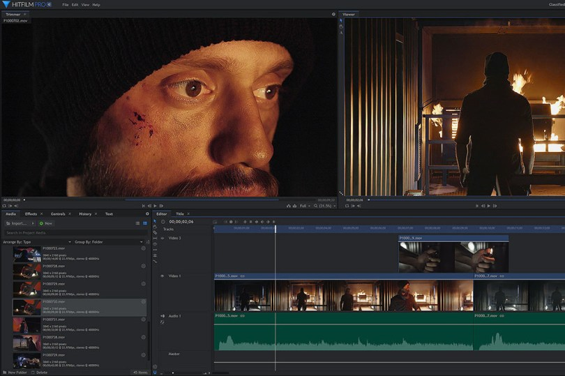 HitFilm Express 16 Crack With License Key & Full Patch Free Download 2021