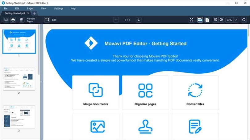 Movavi PDF Editor Crack With Activation Key Free Download 2021 [ Latest ]