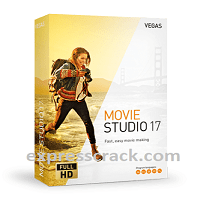 VEGAS Movie Studio 17 Crack With Activation Key Free Download 2021 [ Latest ]
