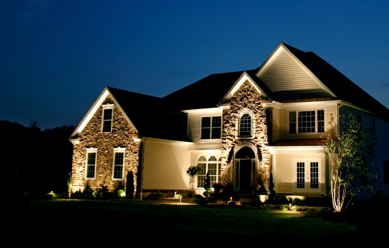 landscape lighting raleigh, landscape lighting durham, lighting apex,