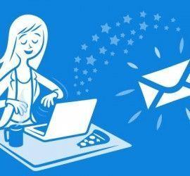 redactar un email en frances
