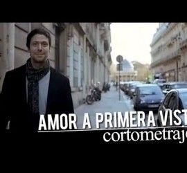 corto en francés subtitulado en español Coup de foudre 2