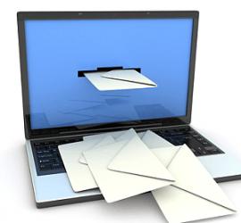 ejemplos de mails en frances