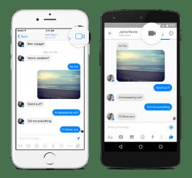 hablar frances gratis videollamada messenger