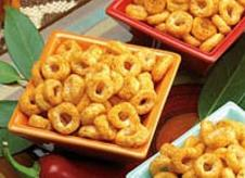 BBQ Crunch O's