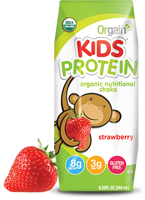 kids strawberry