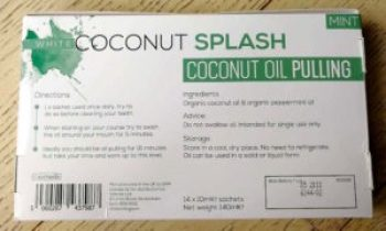 coconut oil pulling ervaringen