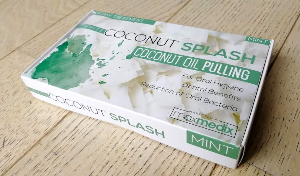 coconut splash coconut oil pulling