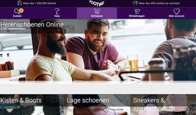footway homepage