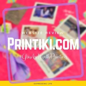 Website Review: Printiki.com   Expressing Life
