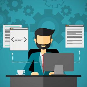 Der Softwareentwickler - the software developer