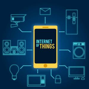 das Internet der Dinge (IdD) - internet of things