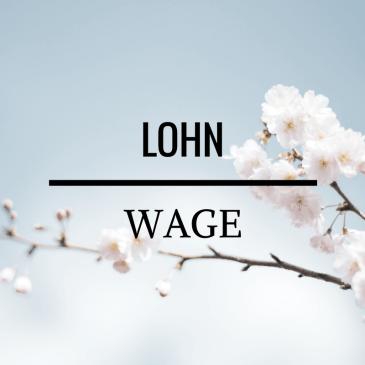 Wage – Romans 6:23