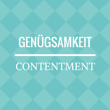 Contentment – 1 Timothy 6:6