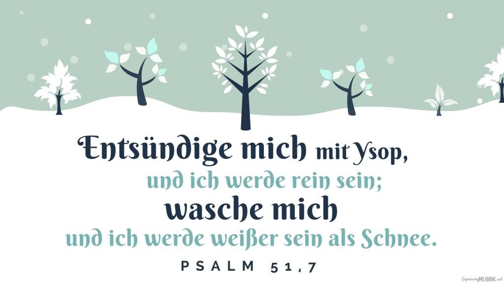 Psalms 51:7