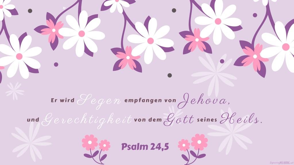 Psalms 24:5