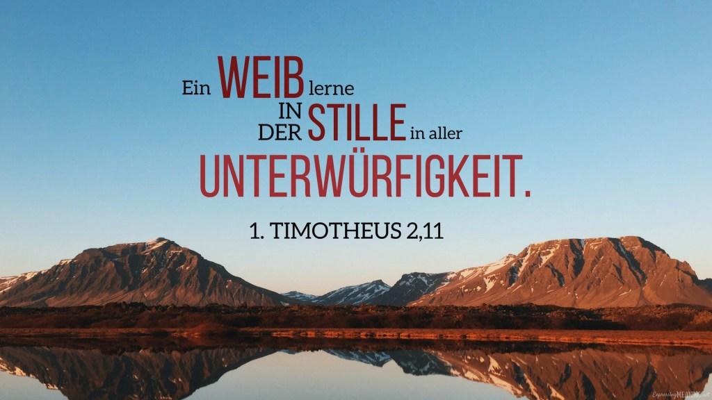 1 Tim 2:11