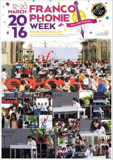Francophonie Week 2016