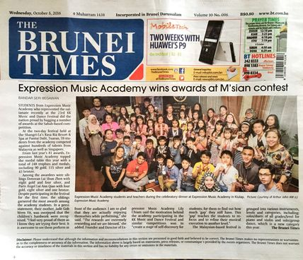 BT: Malaysian Contest Awards