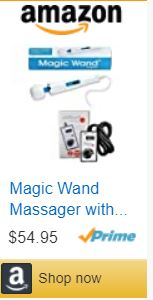 Sex Toy Hitachi wand
