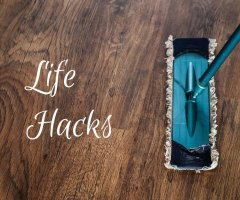 Life Hacks: Menstrual Cup Insertion