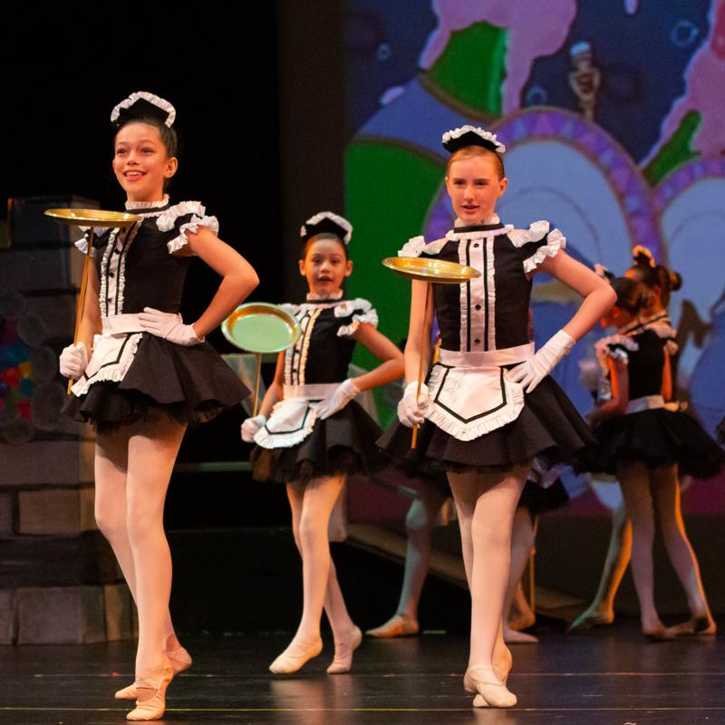 Ballet 1A Monday 3:45-4:45pm Image