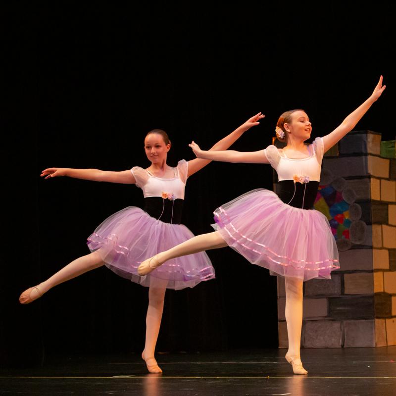 Ballet 3 Wednesday 4:30-5:30pm Image