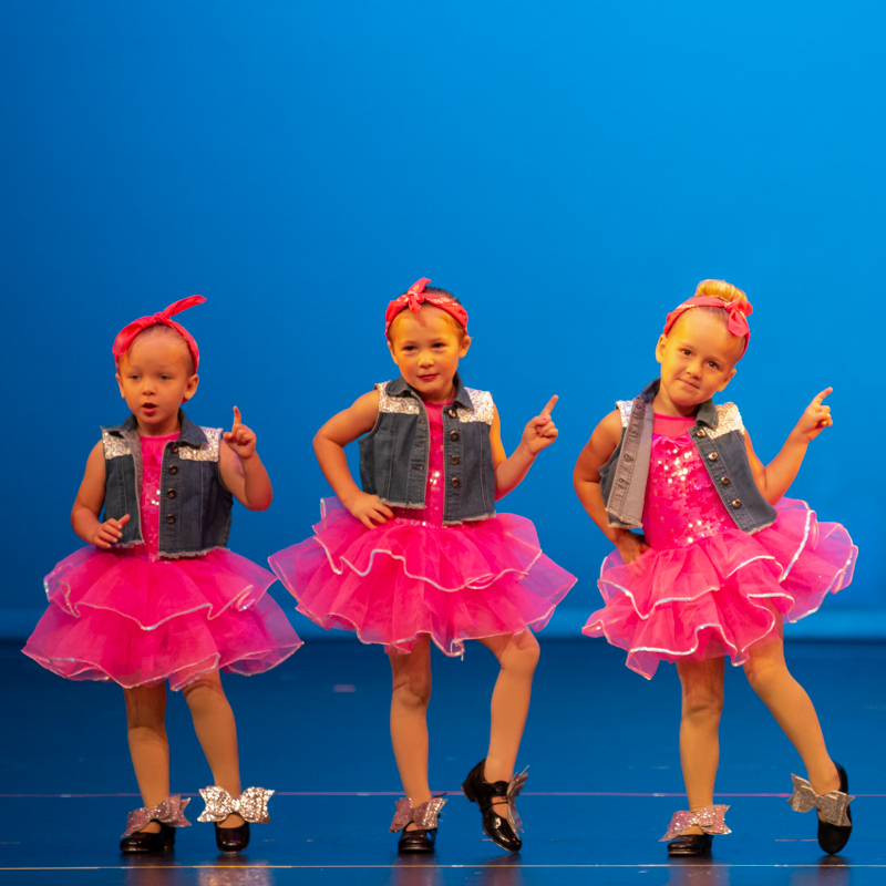 Twirling Tots & Tiny Tappers Friday 5:00-6:00pm Image
