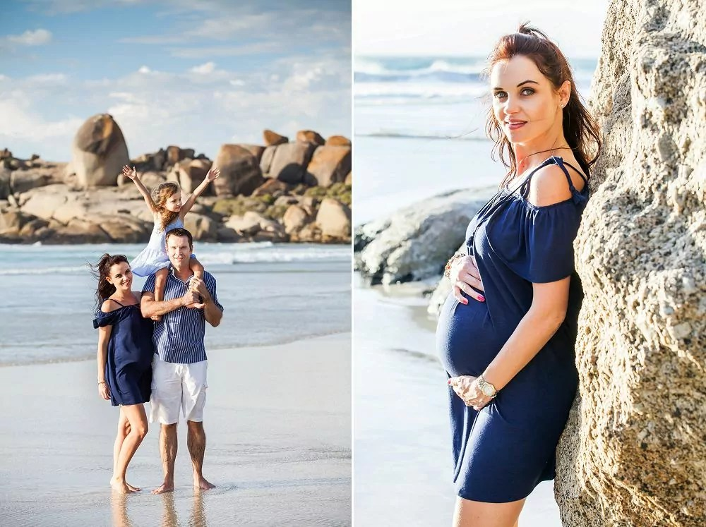 Cape Town Beach Family Shoot Expressions Photography 007