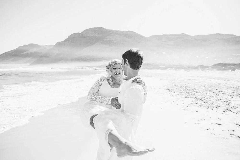 Cape Town Beach Wedding Expressions Photography 081