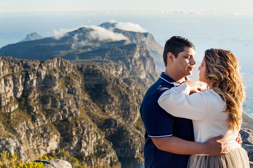Table Mountain Proposal Shoot Expressions Photography 024