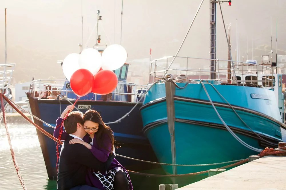 Hout Bay Engagement Shoot Expressions Photography 031