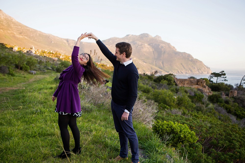Hout Bay Engagement Shoot Expressions Photography 076