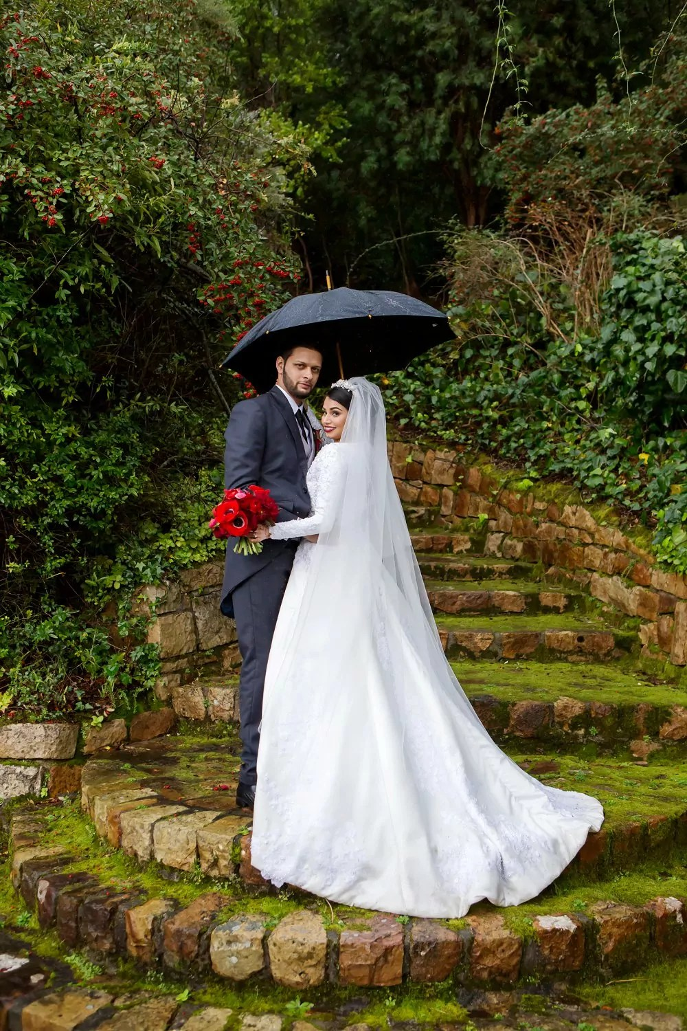 Rainy Day Cape Town wedding Expressions Photography 123