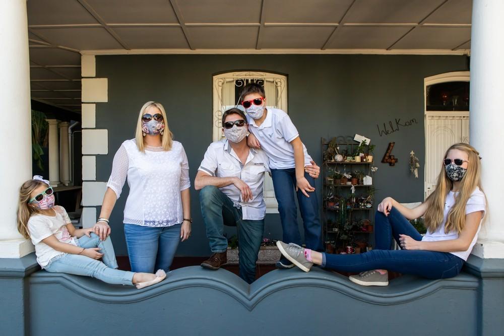 Paarl Family Photo shoot