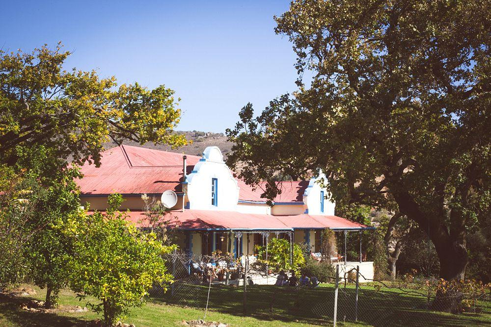 Fynbos Estate Wedding venue