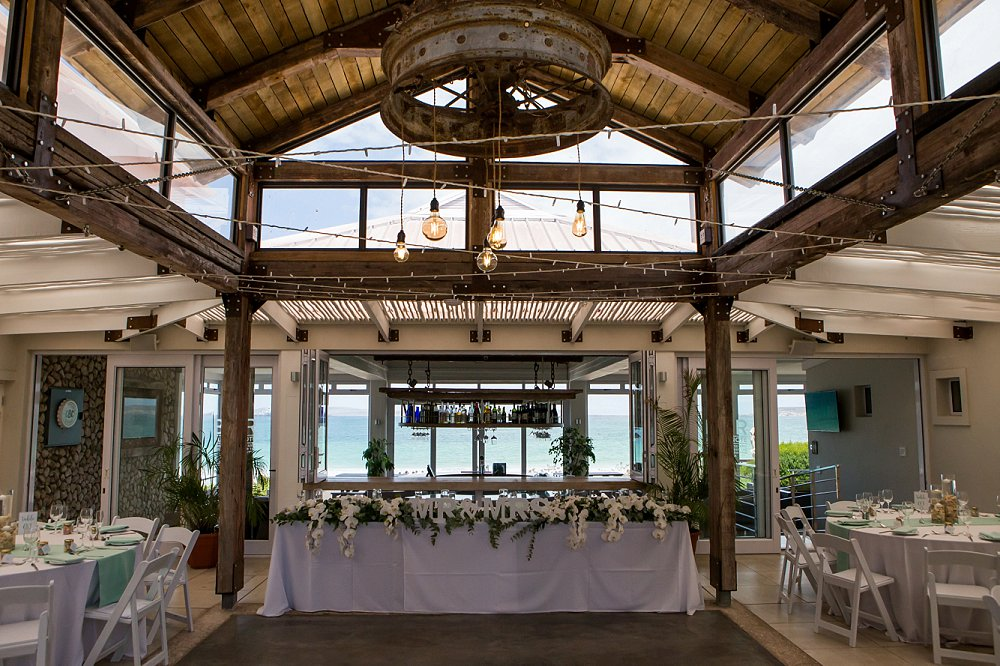 Blue Bay Lodge wedding venue