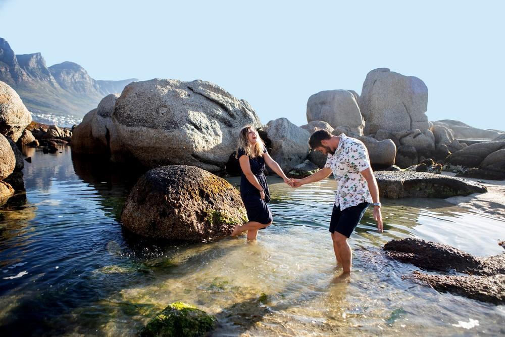 beach couple photo shoots